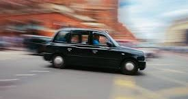 Why Black Cabs need Image Rights